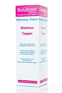 "Bodymould 2"" standard mattress topper"