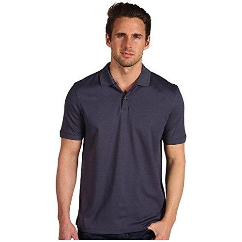 (カルバンクライン) Calvin Klein メンズ トップス 半袖シャツ S/S 2 Button Polo 並行輸入品