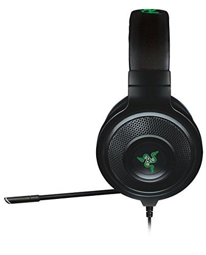 Razer Kraken 7.1 Chroma Sound USB Gaming Headset - Surround Sound with Retractable Digital Microphone