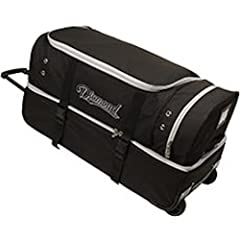 Buy Diamond Sports Umpire Gear Bag with Wheels, 30-Inch by Diamond Sports