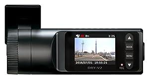 ユピテル 200万画素 衝撃センサー搭載 ドライブレコーダー DRY-V2