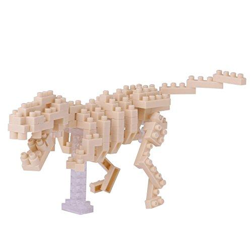 Nanoblock T-Rex Skeleton Building Kit (Nanoblock Space Center compare prices)