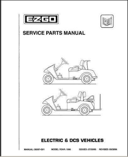 e z go golf equipment rh goldenarrow dr com Ezgo TXT Brake Light Diagram ezgo txt electric repair manual