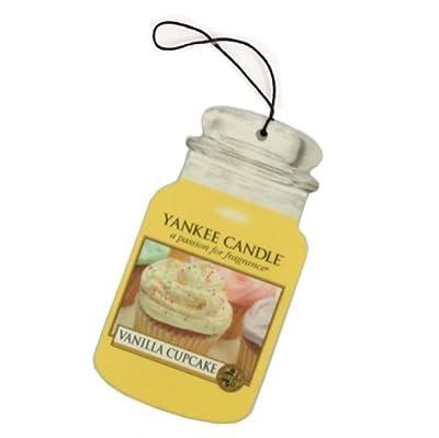 Yankee Candles Car Jar (Vanilla Cupcake) from Yankee Candles