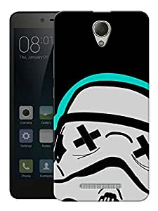 """Starry Night Saga Printed Designer Mobile Back Cover For """"Xiaomi Redmi 3S"""" By Humor Gang (3D, Matte Finish, Premium Quality, Protective Snap On Slim Hard Phone Case, Multi Color)"""