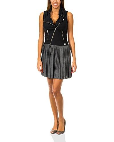 ZZ_MET Kleid schwarz