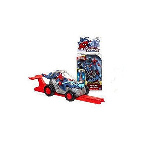 """Ultimate Spider-Man"" [Hasbro Action Figure] 3.75 inches Vehicle (Assorted) (japan import) günstig bestellen"