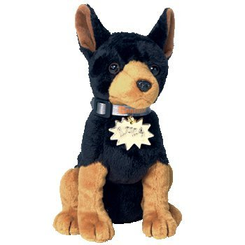 TY Beanie Baby - LUCA the Dog ( Garfield Movie Beanie )
