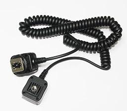 RainbowImaging 3.6m TTL Off Camera Remote Cord for Nikon DSLR Camera and Flashgun SB-900, SB-800, SB-600 replaces SC