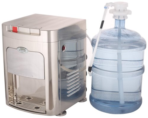 Glacial UnderCabinet Professional Water Cooler with Hot & Cold