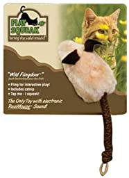 OurPets Play-N-Squeak Wild Flingdom Cat Toy