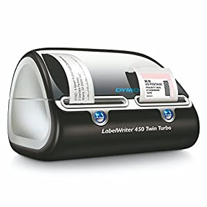 Dymo labelwriter 450 twin turbo mac