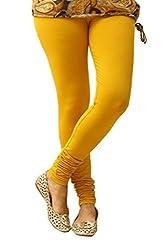Mustard Leggings S With NARA