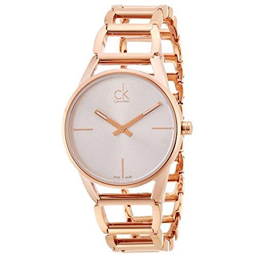 Calvin Klein Women's Watches Calvin Klein K3G23626 Stately Ladies Watch Calvin Klein Dress Watch