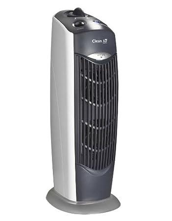 UV Plasma Ionisator Luftreiniger - Rauchverzehrer CA-366, Kein Filter Nachkauf, bis 40m²/100m³