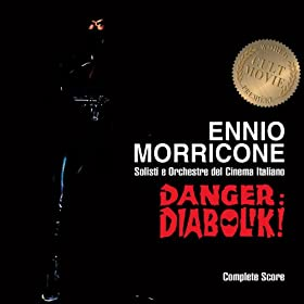 Ennio Morricone - Danger: Diabolik (Complete Score)