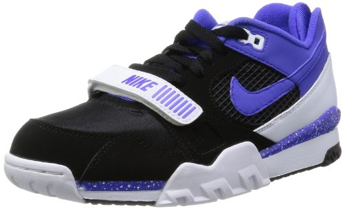 pretty cool watch superior quality Nike Air Trainer II Premium QS Black Persian Violet White 12 D US ...
