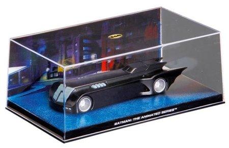 Batman - Batmobile from Batman The Animated Series 1:43 scale model