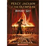 Percy Jackson and the Olympians, Books 1-4