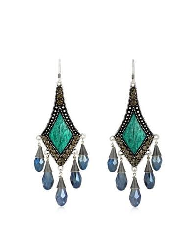 Fashionvictime Orecchini Blu