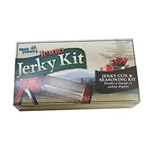 Jumbo Jerky Works Kit w 5 Spices by OPEN COUNTRY