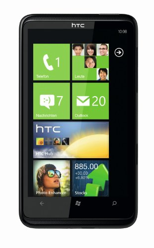 HTC HD7 / Windows 7 / Sim Free / Unlocked / Mobile Phone
