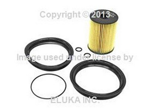 BMW OEM Fuel Filter Kit with O-Rings (In-Tank) Right R50 R52 R53 Cooper Cooper Cooper S Coop.S JCW GP Cooper S (Fuel Tank Filter Base compare prices)