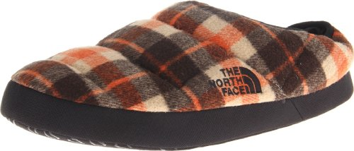Cheap The North Face Nuptse Tent Mule III Se Slippers – Brown Check/Demitasse Brown (A1NHA0B)