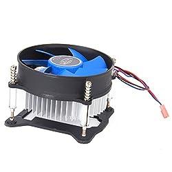 Generic CPU Cooler Fan Heatsink for 65W Intel Socket LGA 1155/1156 Core i3/i5/i7