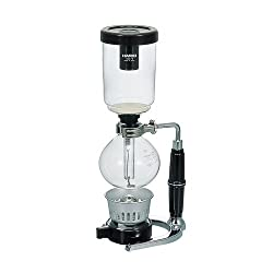 Hario TCA-3 Syphon / Siphon Vacuum Coffee Maker from HARIO