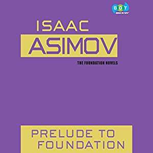 Prelude to Foundation Audiobook