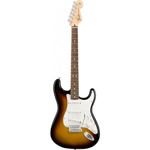 Fender Standard Stratocaster, Rosewood Fretboard – Brown Sunburst