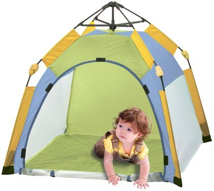 Pacific Play Tents One Touch Nursery Tent - 36 In X 36 In X 36 In front-1017239