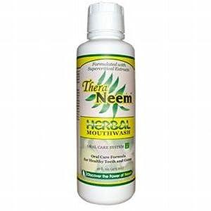TheraNeem Mouthwash-Mint Organix South 16 oz Liquid