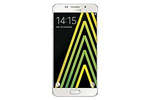 Samsung Galaxy A5 Smartphone débloqué 4G (Ecran: 5,2 pouces - 16 Go - Simple Nano-SIM - Android) Blanc