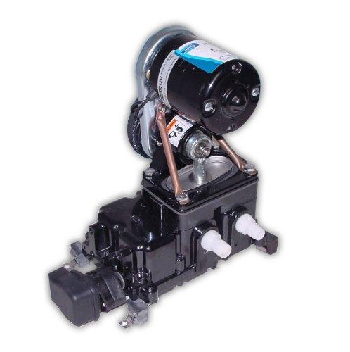 Jabsco 36900-1000 Marine PAR High Pressure Belt Drive Water Pressure Pump (4.2-GPM, 40-PSI, 12-Volt, 15-Amp, Up to 5 Outlets)
