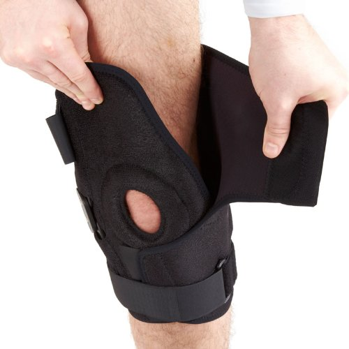 how to tape a knee for acl support
