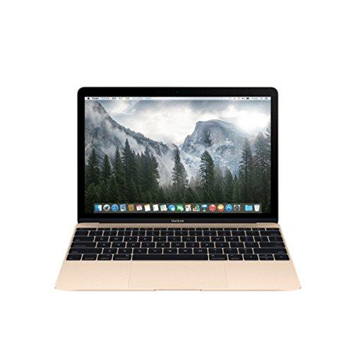 APPLE MacBook (1.2GHzデュアルコア Intel CoreMプロセッサ/12型/8GB/512GB/USB-C/ゴールド) MK4N2J/A
