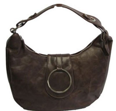 Iris Tyler Leather Shoulder Bag