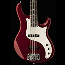 PRS SE Kestrel Bass Guitar - Metallic Red
