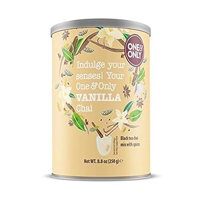 One&Only Vanilla Chai Powder 250g Dose, 1er Pack (1 x 250 g) von One&Only auf Gewürze Shop