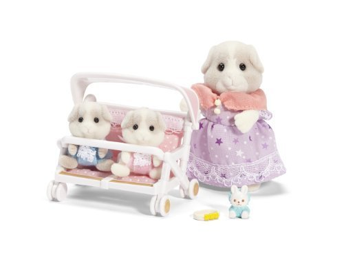 Toy Double Stroller back-994197