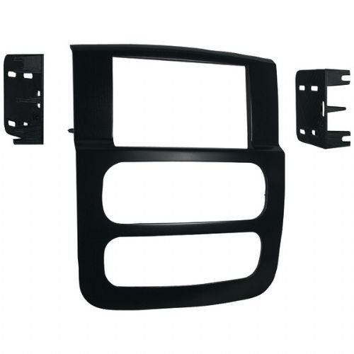 Metra 95-6522B Double DIN Stereo Install Dash Kit for Select 2002-2005 Dodge Ram (03 Dodge Ram Double Din compare prices)