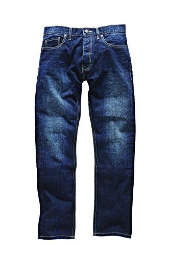 Dickies - Michigan, Blu Uomo, Blu (Vintage Wash), (Taglia Produttore: 32/32)