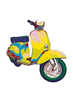 Artopweb Panel Decorativo Salvini Pop Vespa I Legno