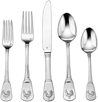 40-Piece Cuisinart Flatware Set