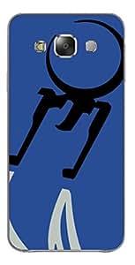 UPPER CASETM Fashion Mobile Skin Vinyl Decal For Samsung Galaxy E5 [Electronics]
