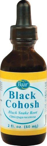 Baar Black Cohosh (Snakeroot) Fluid Extract, 2 Ounces