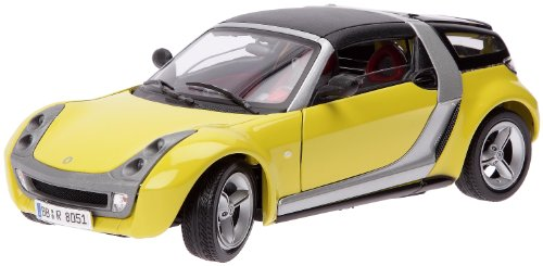 bburago smart roadster coup 1 18 preisvergleich preis ab 16 99 modellbau. Black Bedroom Furniture Sets. Home Design Ideas