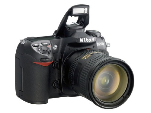 Nikon D200 (with 18-135mm Lens)